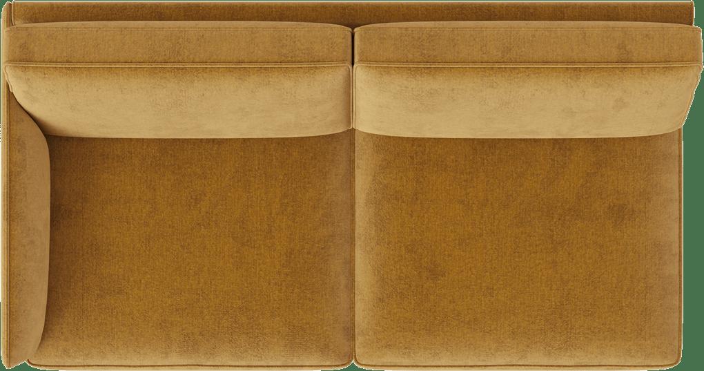 XOOON - Modena - Scandinavisch design - 2.5-zits arm links