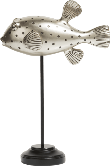 XOOON - Coco Maison - globe fish figurine h31cm