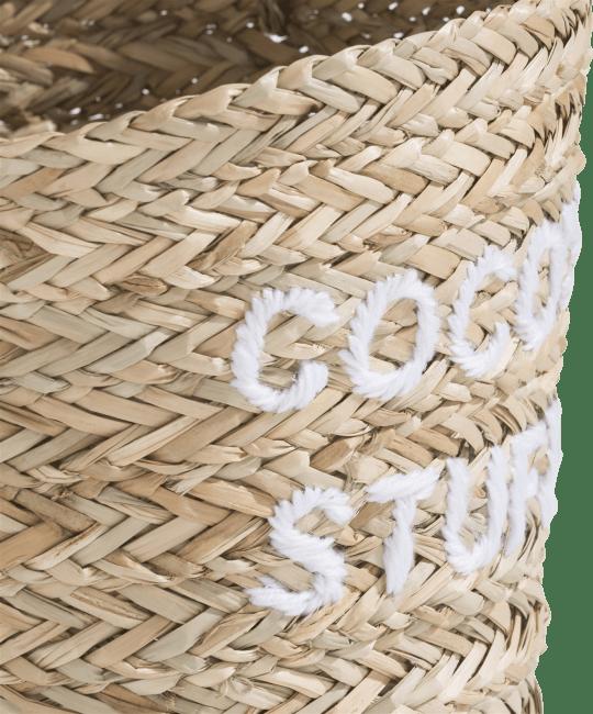 XOOON - Coco Maison - coco's stuff basket h25cm