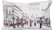 Coco Maison - kissen in paris - 30 x 50 cm