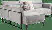 XOOON - Fiskardo - Scandinavisch design - Banken - 3-zits arm rechts