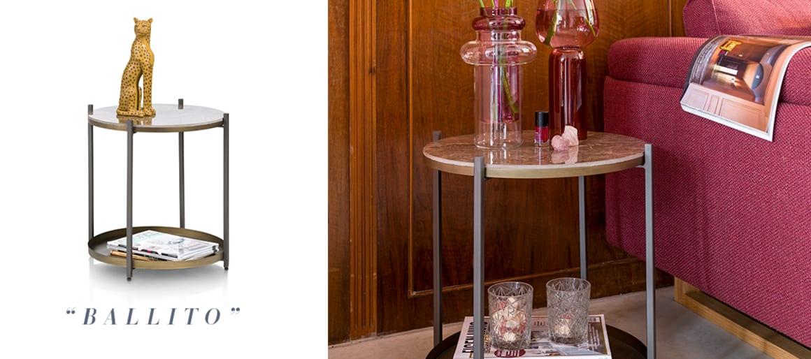 > Table d'appoint BALLITO de COCO maison