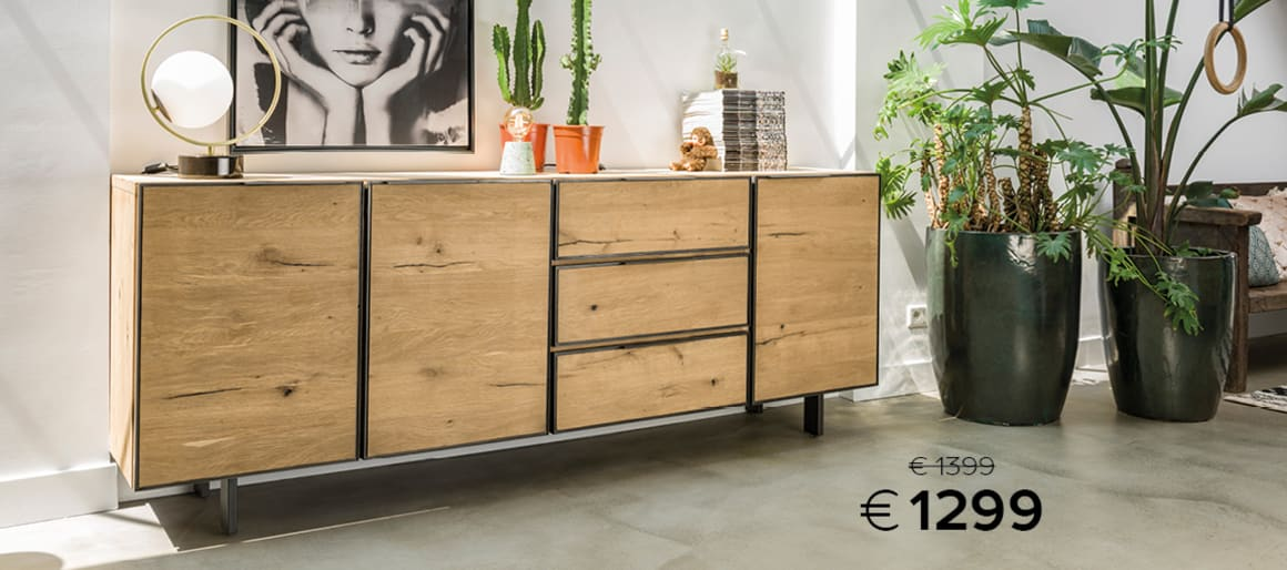 Pedro Sideboard 240cm
