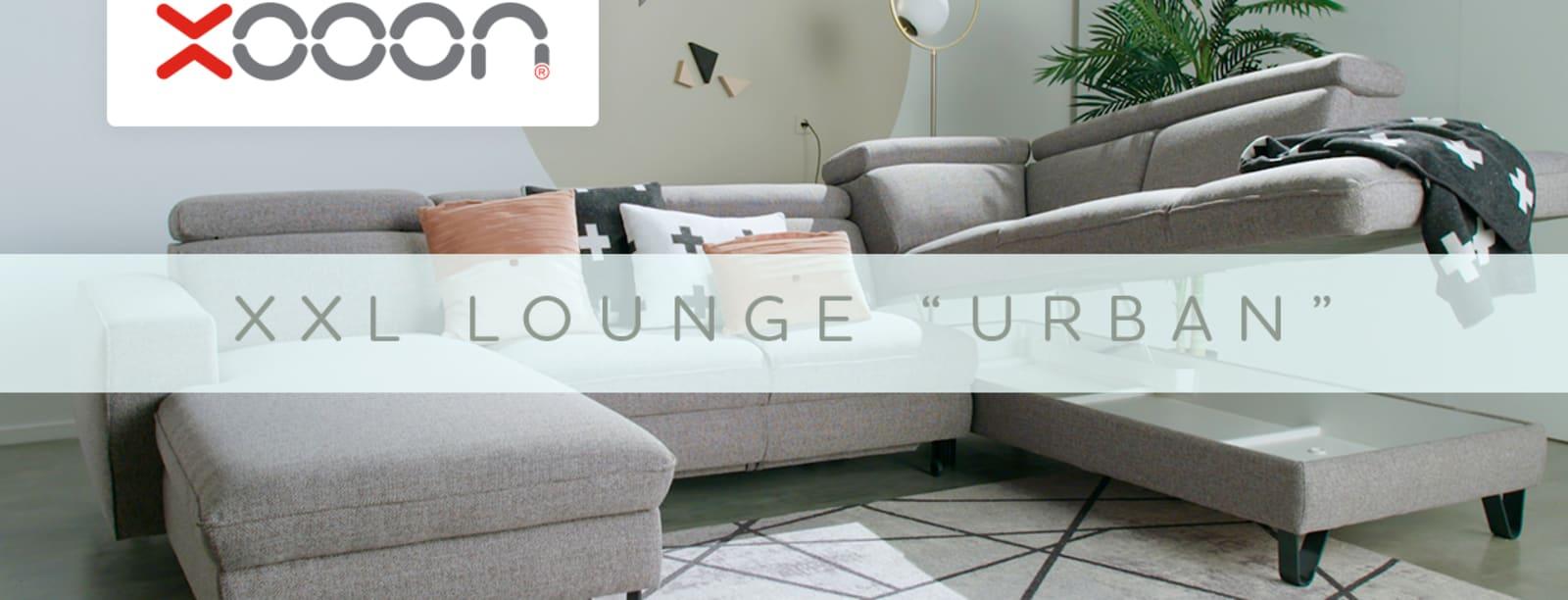 Ein komfortables Sofa mit Stauraum
