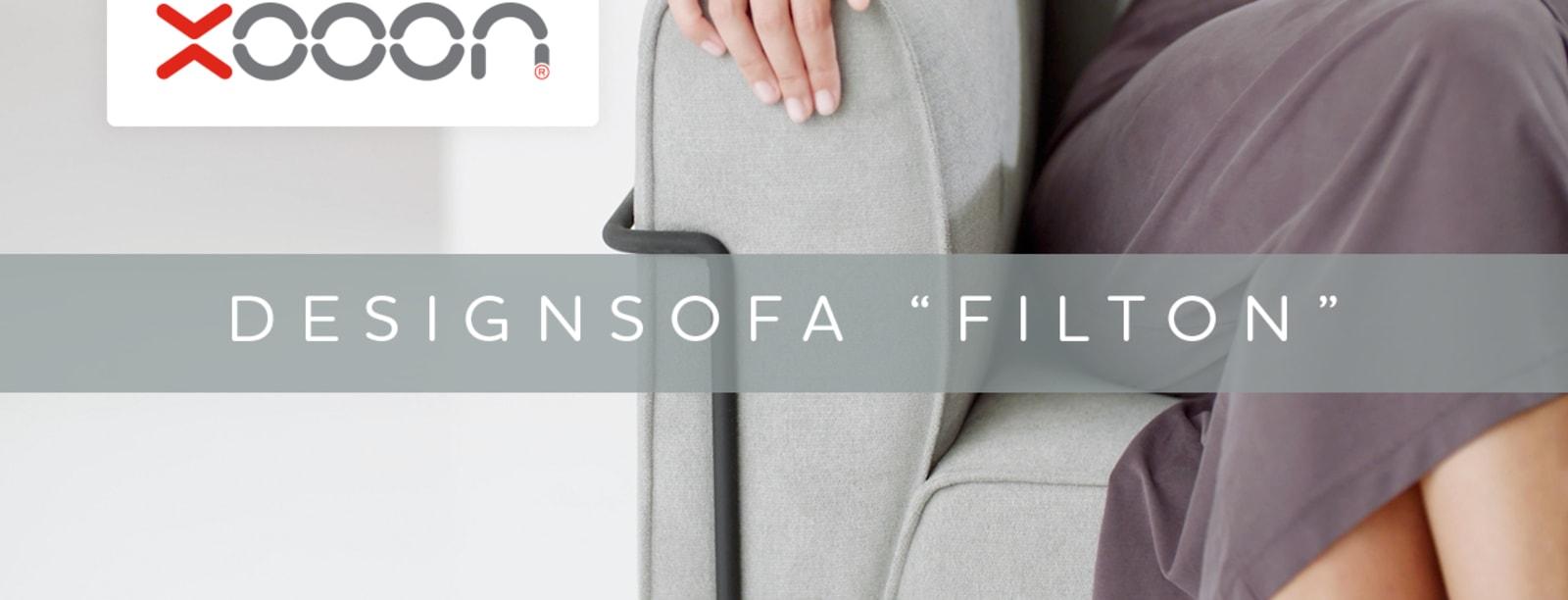 1 sofa, 2 styles