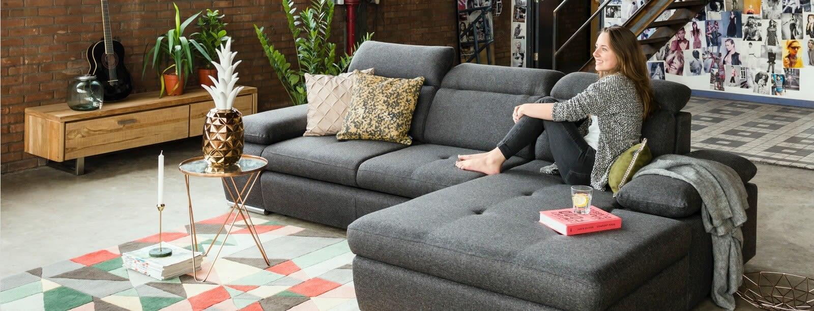 Kreiere dein eigenes Sofa!