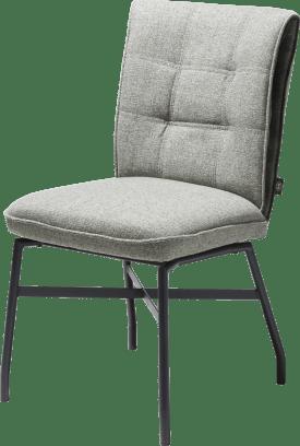 chaise - cadre en metal
