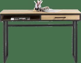 console 120 x 40 cm + 1-tiroir + 1-niche