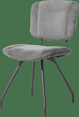 chaise 4 pieds - tissu maison