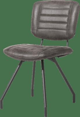 chaise 4 pieds - tissu secilia