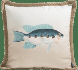 fish kissen 50x50cm