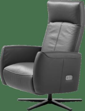 fauteuil - 3-moteurs usb incl. + appui-tete reglable electrique