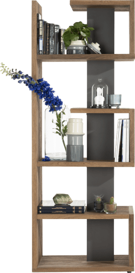 roomdivider 71,5 cm. - 3-niches