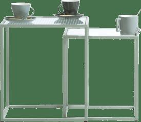 felix beistelltisch-set h45-40cm