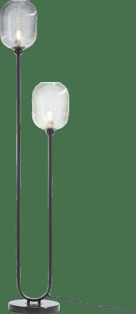 max stehlampe 2*e27