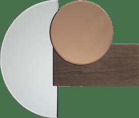 nick miroir 60x50cm