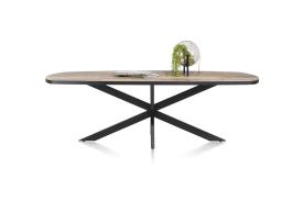 table ovale 180 x 110 cm