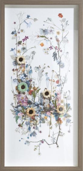 fairy garden wanddeko 50x104cm