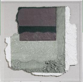 abstract parchment b deco murale 50x50cm