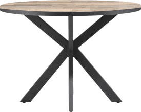table de bar ronde 150 x 120 cm