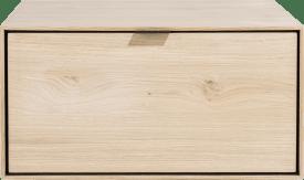 box 30 x 60 cm. - a suspendre + porte rabattante