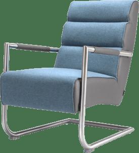fauteuil - inox