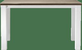 bartafel 160 x 90 cm (hoogte 92 cm)
