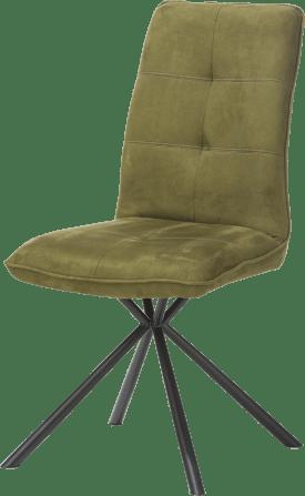 chaise - pieds noir