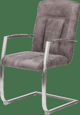 fauteuil - 2 couleurs cuba + poignee