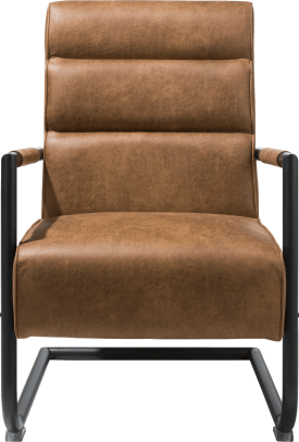 fauteuil - rough off black frame