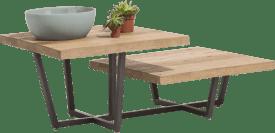 coffee table 110 x 65 cm