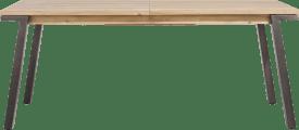 ausziehtisch 160 (+ 60) x 90 cm