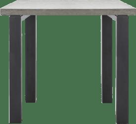 table de bar 130 x 90 cm (haut: 92 cm)