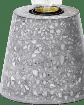 terrazza lampe de table 1*e27