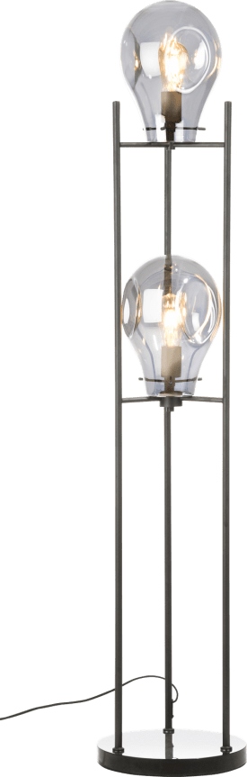 charlie floor lamp 2*e27