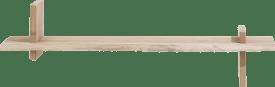wandplank 120 cm (knock down)