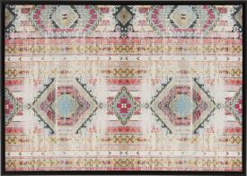 antique rug deco murale 74x104cm