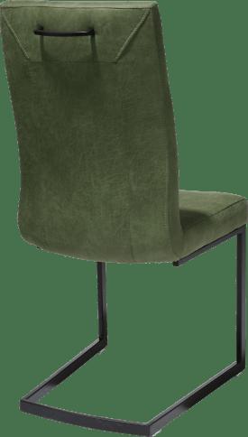 stuhl -schwarz metall swing recht + handgriff recht -stoff secillia