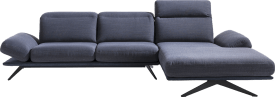 2,5 seater arm left - Longchair right