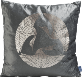 birds cushion 45x45cm