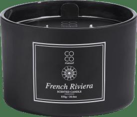 bougie parfume xl french riviera