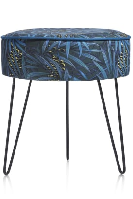 jungle fever pouf h44cm