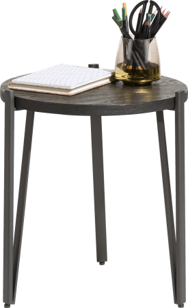 bijzettafel rond - diameter 40 cm