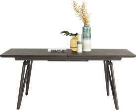 table a rallonge 190 (+ 60) x 100 cm