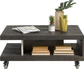 table basse 100 x 60 cm - forme carre
