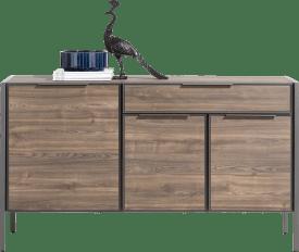 sideboard 150 cm - 3-tueren + 1- lade