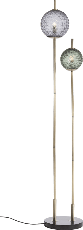 erez floor lamp 2*g9