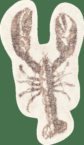 lobster teppich 65x115cm