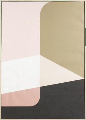 organized print 143x103cm