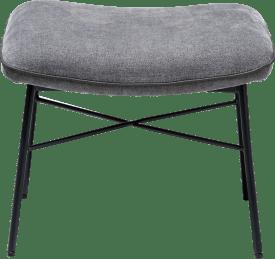 pouf pour fauteuil - tissu enova